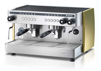 Futurmat Espresso Machines Vecinos Coffee